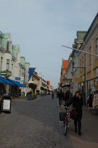 Kalmars Fußgängerzone