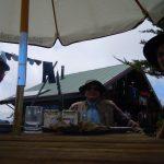 Mittagessen auf Mt. Pupka (Pupka Robert und Timo)