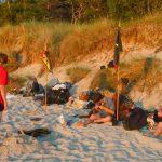 Strandgelagere