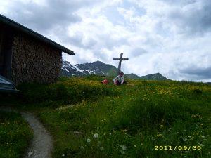 Wohnen direkt am Gipfelkreuz
