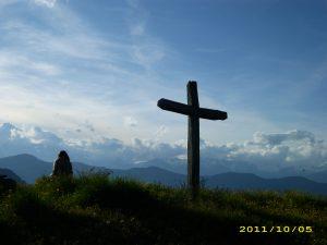Handyempfang nur am Gipfelkreuz